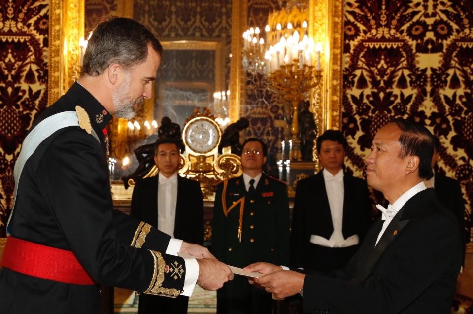 Việt Nam và Tây Ban Nha hướng tới kỷ niệm 10 năm thiết lập quan hệ Đối tác chiến lược