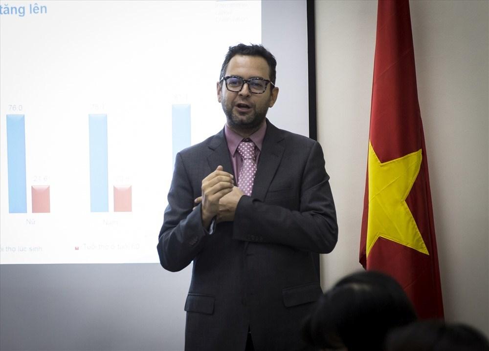Chuyên gia ILO Nuno Cunha: Cải cách ASXH Việt Nam hướng về tương lai