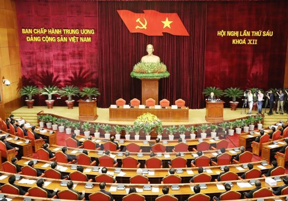 Kết luận của Bộ Chính trị về thực hiện một số mô hình thí điểm