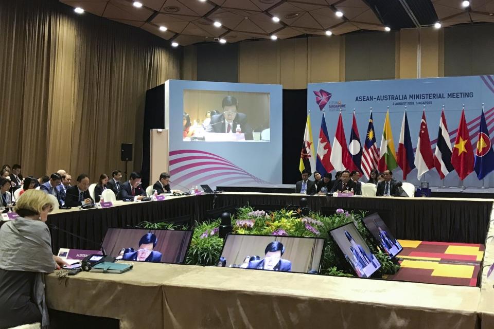 Hàn Quốc, Canada, Úc, Mỹ, EU là các đối tác quan trọng của ASEAN