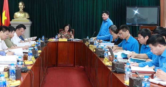Đại hội XII Công đoàn Việt Nam dự kiến diễn ra từ ngày 24 - 26/9
