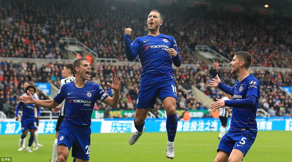 Chelsea nối tiếp mạch thắng tại Premier League
