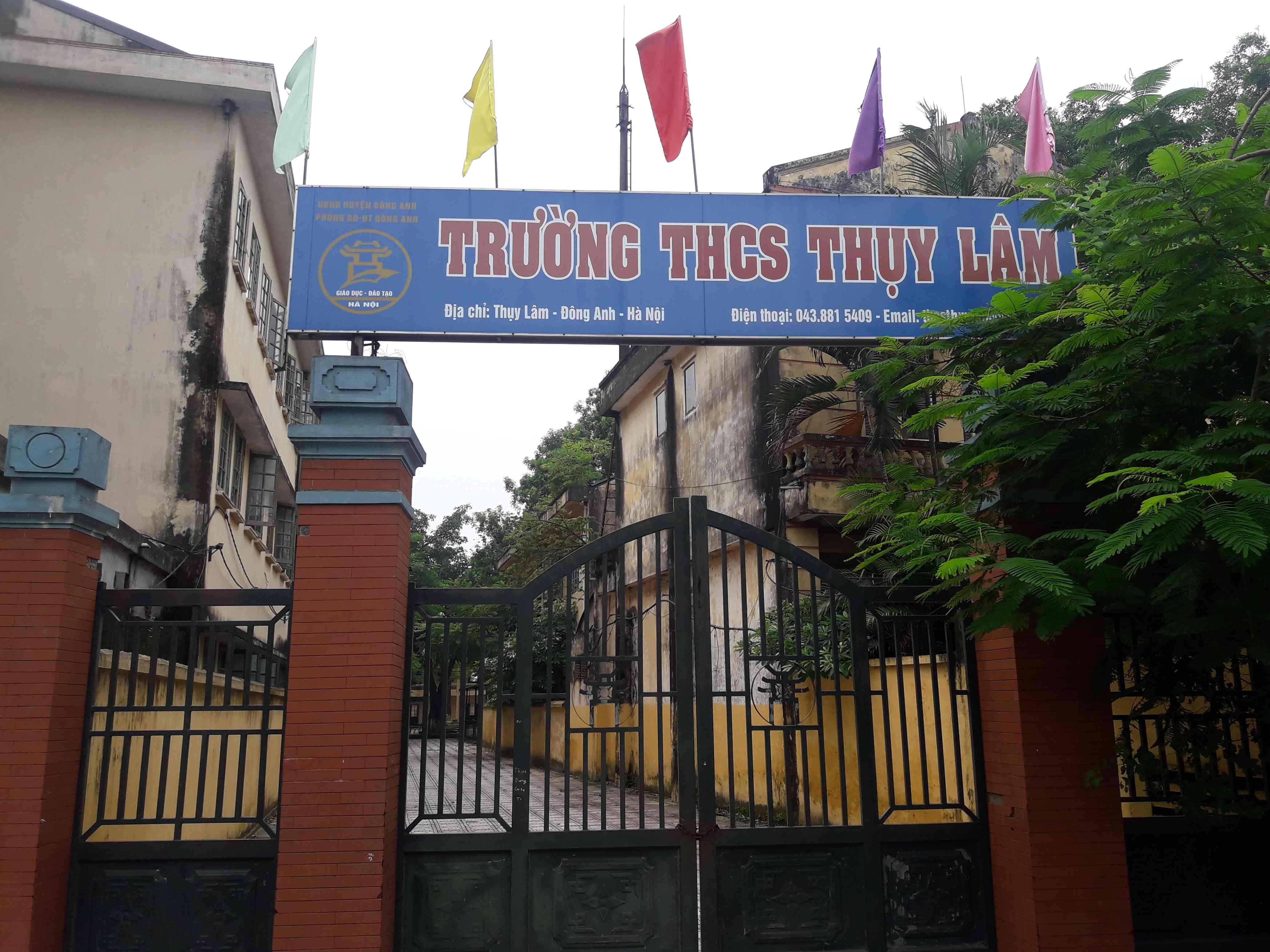 Đông Anh (Hà Nội): Cần sớm xử lý các sai phạm tại Trường THCS Thụy Lâm