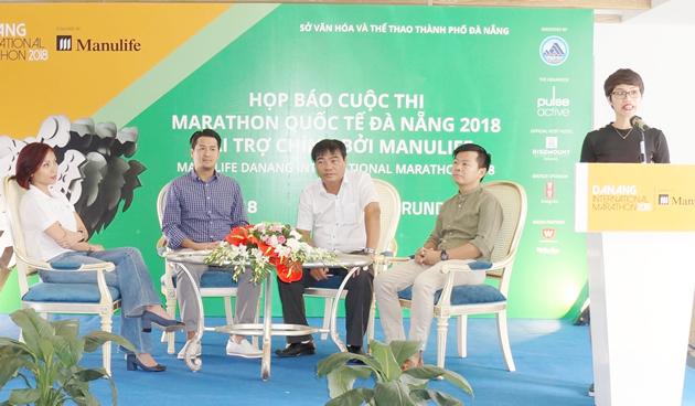 7.000 vận động viên tham gia Marathon quốc tế Đà Nẵng 2018