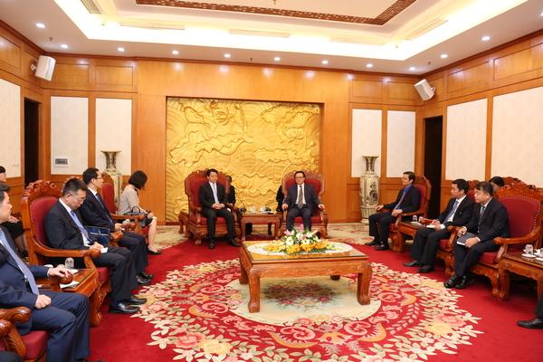 Thúc đẩy hợp tác thanh niên hai nước Việt Nam – Trung Quốc