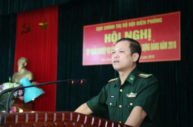 Cục Chính trị Bộ đội Biên phòng: Khai mạc Hội nghị tập huấn nghiệp vụ công tác tổ chức xây dựng Đảng