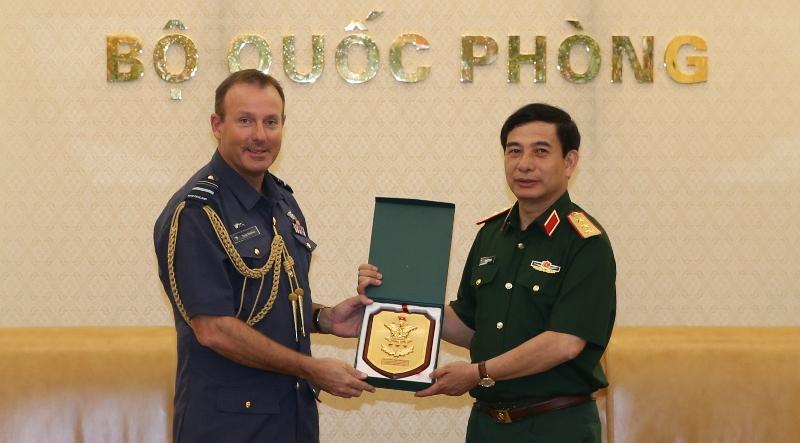 Thúc đẩy hợp tác quốc phòng Việt Nam - Niu Di-lân  