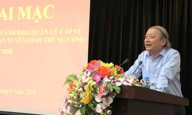 Ban Tuyên giáo Trung ương tổ chức thi tuyển chức danh cán bộ lãnh đạo cấp vụ 2018