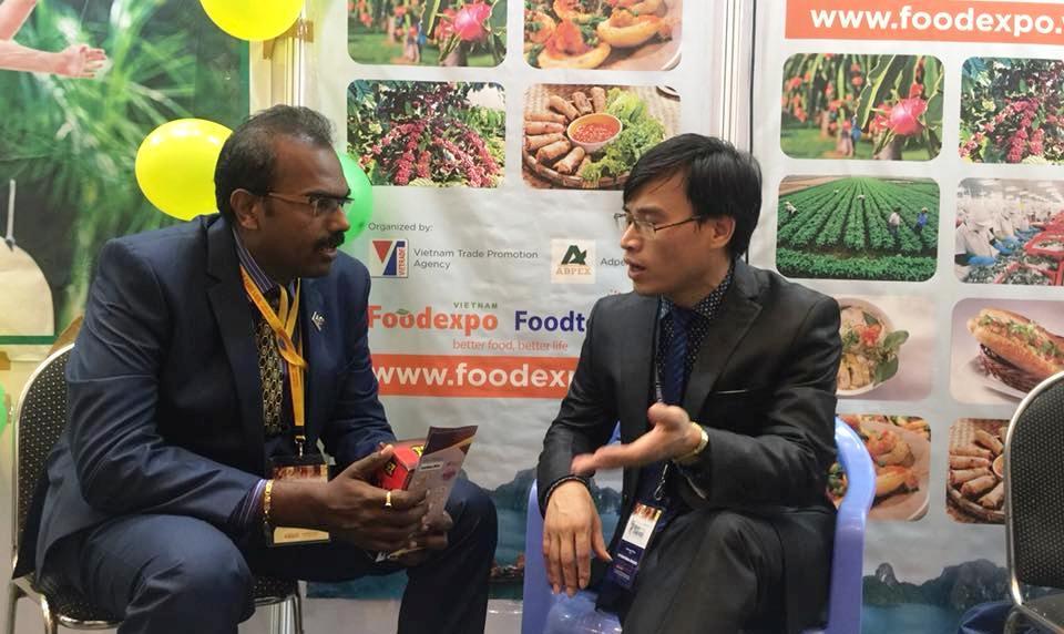 Việt Nam - Ấn Độ tăng cường hợp tác trong ngành chế biến thực phẩm