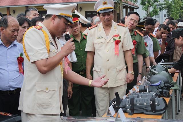 Gặp mặt kỷ niệm 40 năm Ngày thành lập Tiểu đoàn Cảnh sát cơ động D978