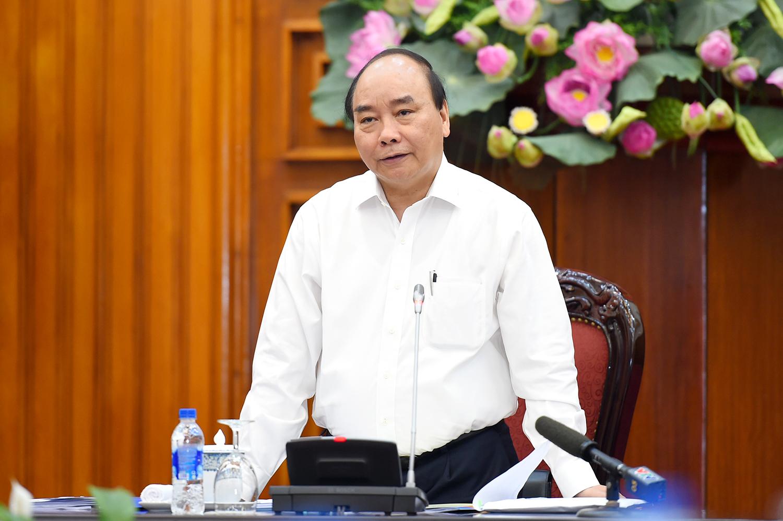 Thủ tướng chủ trì phiên họp lần thứ nhất Ban Chỉ đạo 701