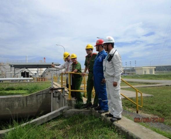 BSR: Tiếp tục phát huy kết quả tốt trong bảo vệ môi trường sản xuất kinh doanh