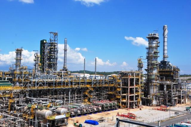 Cổ phiếu BSR của Lọc hóa dầu Bình Sơn chào sàn và tăng trên 35%
