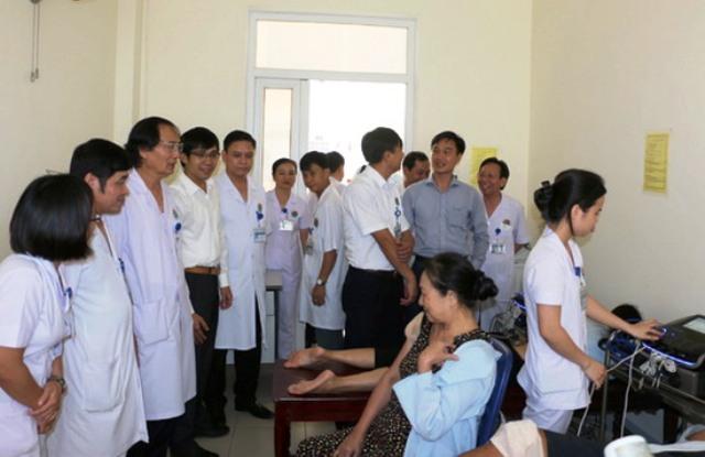 BSR: Hỗ trợ 3 tỷ đồng cho Bệnh viện Đa khoa tỉnh Hà Tĩnh