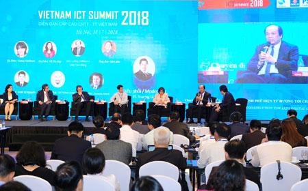 Xây dựng Chính phủ điện tử hướng tới Chính phủ số và nền kinh tế số ở Việt Nam