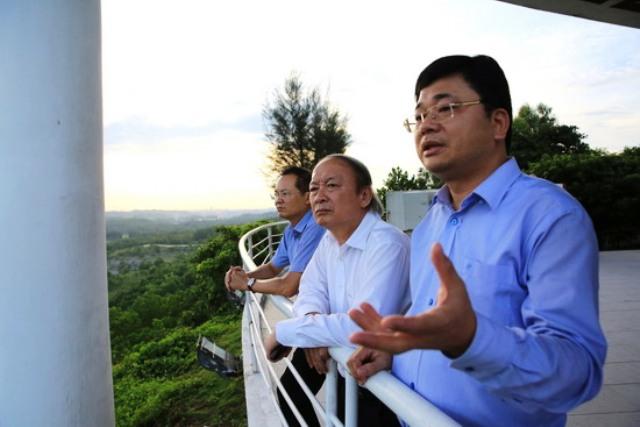Đồng chí Võ Văn Phuông: BSR cần đẩy mạnh công tác truyền thông doanh nghiệp