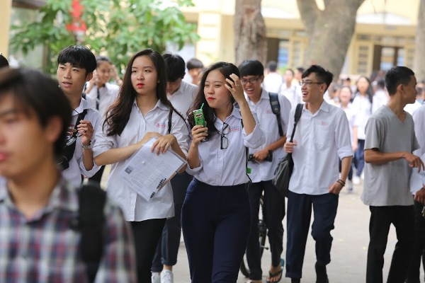 Điểm trúng tuyển đại học chính quy năm 2018 của ĐHQGHN