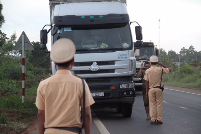 Đắk Nông: Tăng cường các biện pháp bảo đảm trật tự an toàn giao thông