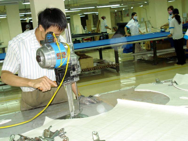 Vĩnh Phúc: Sản xuất công nghiệp 8 tháng/2018  tăng khá so với cùng kỳ năm trước