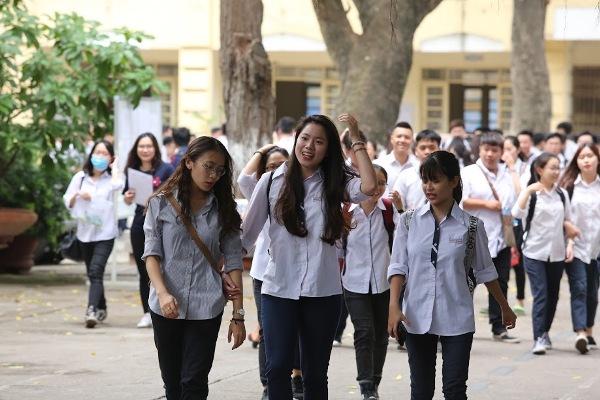 Điểm trúng tuyển đại học hệ chính quy Đại học Thái Nguyên 2018