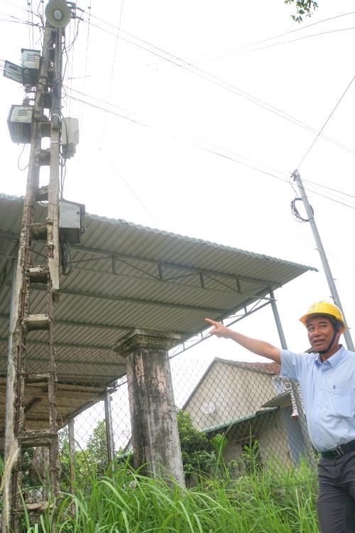 Quảng Ngãi: Hành lang an toàn điện bị xâm phạm nghiêm trọng