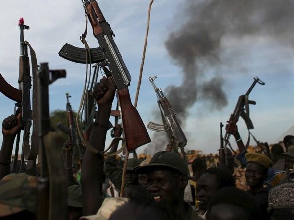 Nam Sudan: Lãnh đạo phe đối lập chấp nhận thỏa thuận hòa bình
