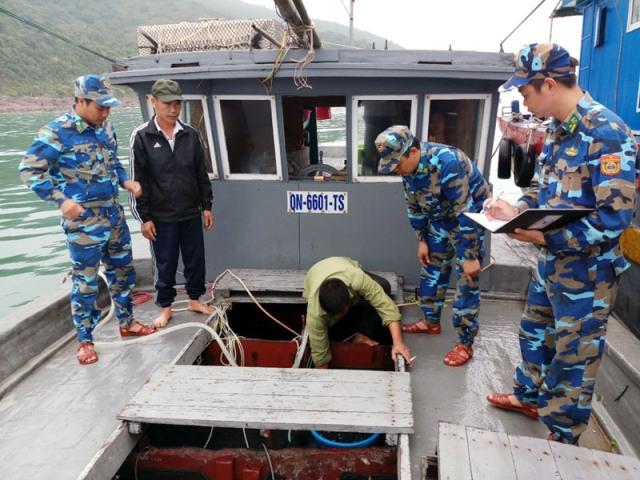 Bộ đội Biên phòng Quảng Ninh nâng cao hiệu quả bảo vệ an ninh biển, đảo