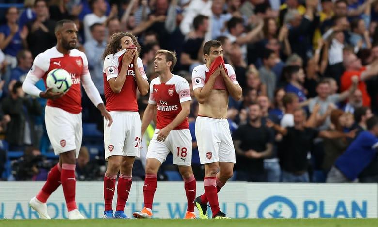 Phung phí cơ hội, Arsenal gục ngã ở derby London