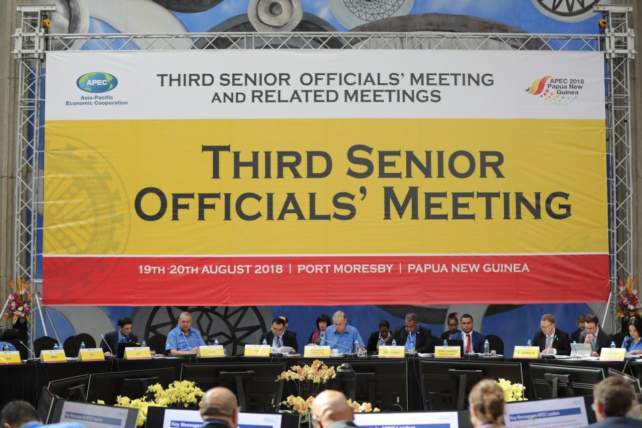 Đợt hội nghị các quan chức cao cấp chuẩn bị cho Tuần lễ Cấp cao APEC 2018