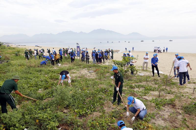 Tăng cường kiểm soát rác thải nhựa, bảo vệ môi trường biển