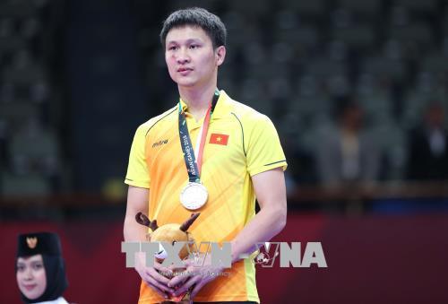 ASIAD 2018: Karate Việt Nam giành HCB Kumite hạng +84 kg