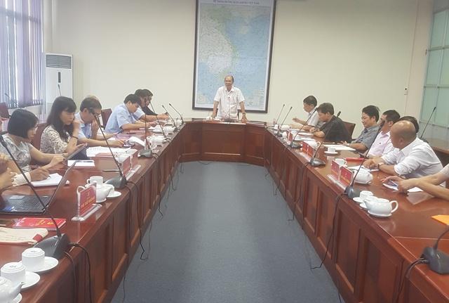Học tập triển khai Nghị quyết TW 7 tại Cục Hàng không Việt Nam