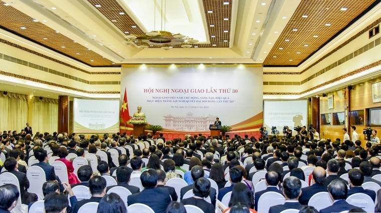 Ngoại giao Việt Nam: Chủ động, sáng tạo, hiệu quả, thực hiện thắng lợi Nghị quyết Đại hội Đảng lần thứ XII