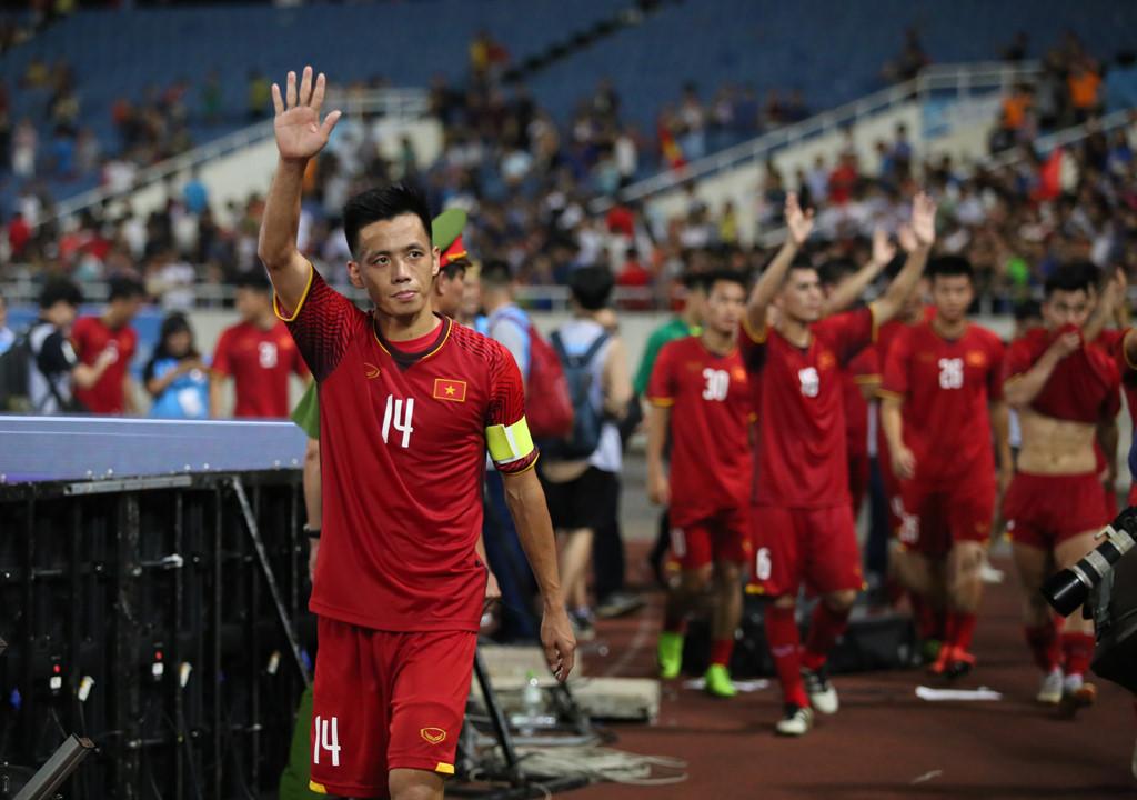 Olympic Việt Nam chốt danh sách dự Asiad 2018