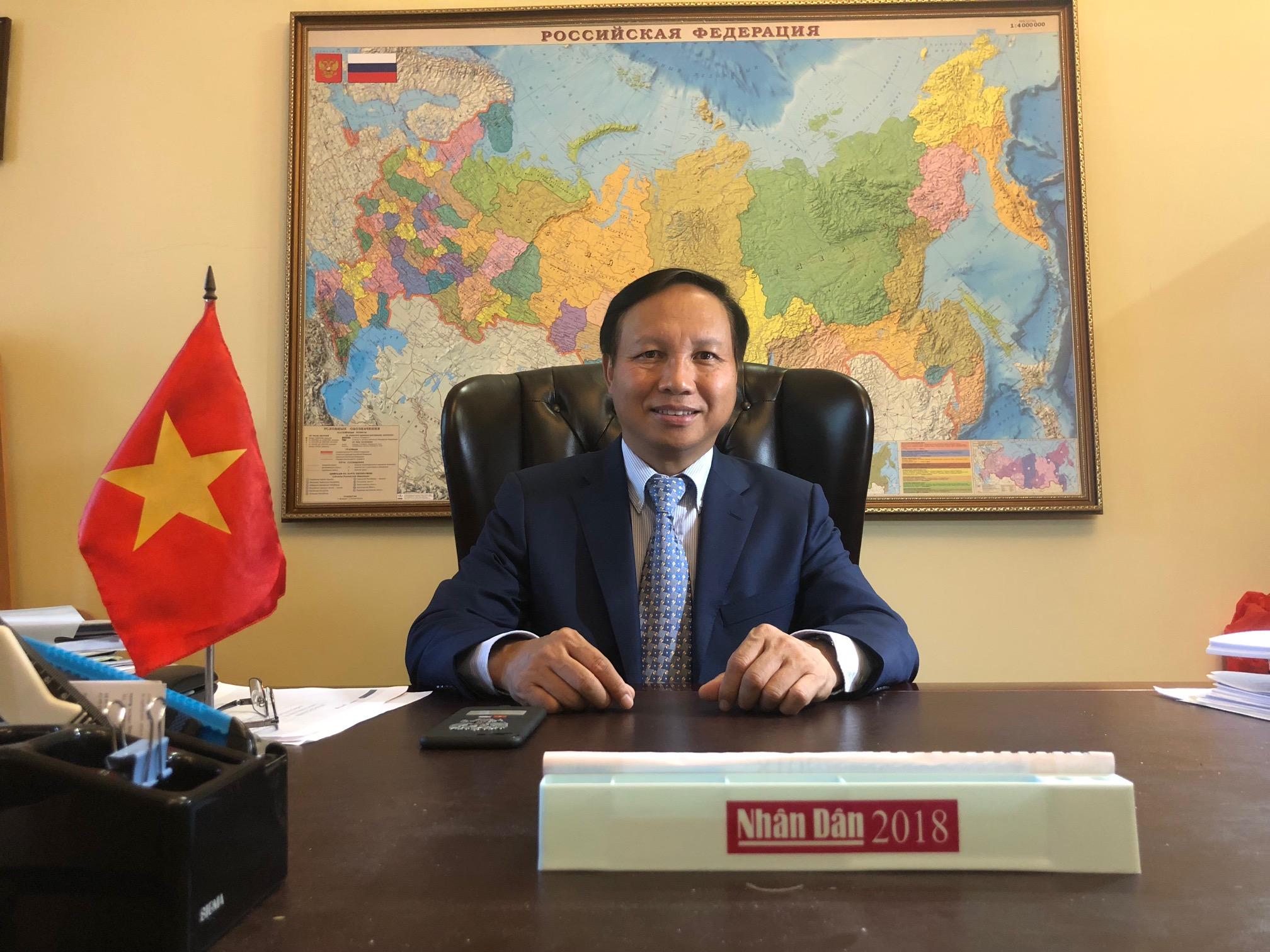 Quan hệ Việt Nam - Liên bang Nga ngày càng đi vào chiều sâu, thực chất và hiệu quả