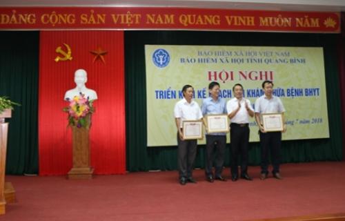 BHXH Quảng Bình: Triển khai kế hoạch chi khám, chữa bệnh BHYT 6 tháng cuối năm 2018