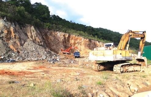 Thanh tra thực hiện pháp luật về bảo vệ môi trường trong hoạt động khai thác khoáng sản
