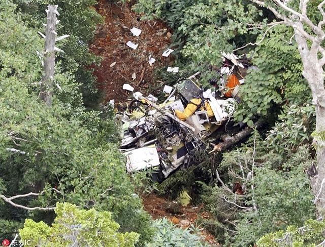 Rơi trực thăng cứu hộ tại Nhật Bản: Toàn bộ 9 người trên máy bay thiệt mạng