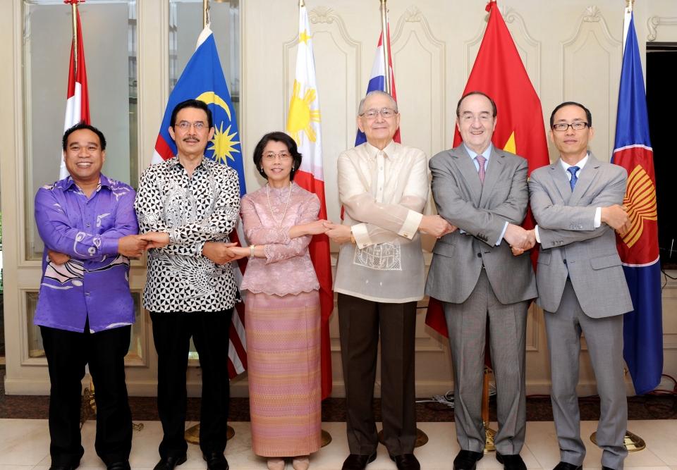 Kỷ niệm 51 năm thành lập ASEAN tại Mexico