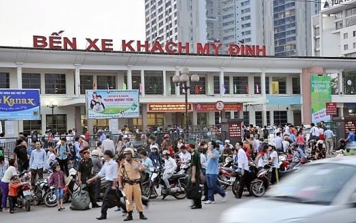 Hà Nội dự kiến tăng cường 300 xe khách chạy dịp nghỉ lễ Quốc khánh 2/9