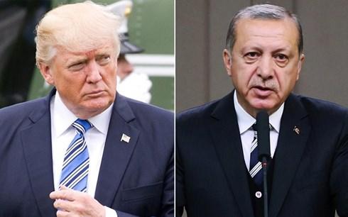 Căng thẳng thương mại Mỹ - Thổ Nhĩ Kỳ: Không bên nào được lợi