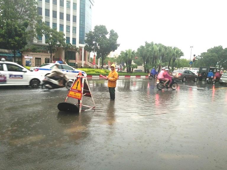 Cần chú trọng giải pháp chống ngập úng khi có mưa lớn xảy ra
