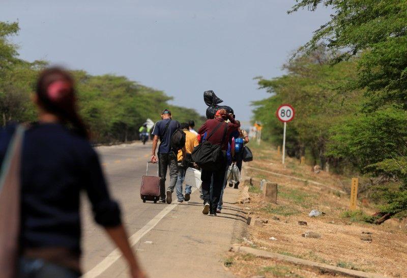 Ecuador ban bố tình trạng khẩn cấp do làn sóng di cư ồ ạt từ Venezuela