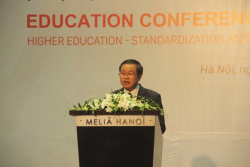 Giáo dục đại học – Chuẩn hóa và hội nhập quốc tế