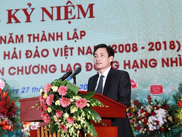 Tăng cường thực hiện các mục tiêu kế hoạch về chiến lược biển Việt Nam