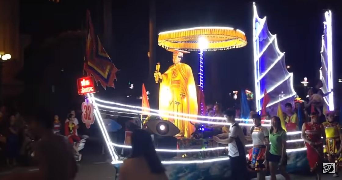 Lễ hội Thành Tuyên năm 2018 diễn ra từ ngày 20 - 24/9
