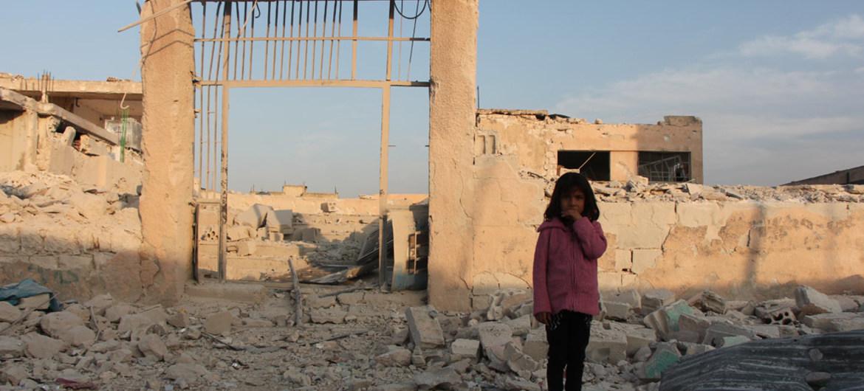 Liên hợp quốc kêu gọi bảo vệ dân thường trước nguy cơ thảm họa nhân đạo ở Syria