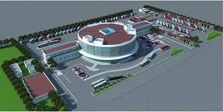 Đầu tư xây dựng Bến xe khách Yên Sở (Hà Nội)