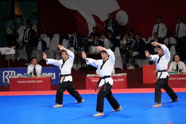 ASIAD 2018: Taekwondo đem về huy chương đầu tiên cho đoàn Thể thao Việt Nam