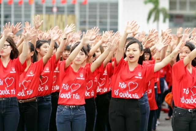 Thanh niên khuyến nghị sửa đổi Luật Thanh Niên nhân kỷ niệm Ngày Quốc tế Thanh niên 2018